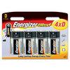 Photo of Energizer Ultra Plus Batteries - 4 X D Battery