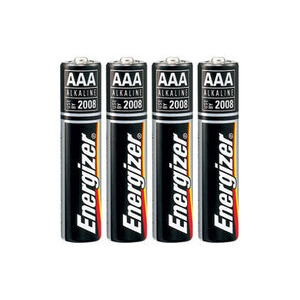 Photo of Energizer Ultra Plus Batteries - 4 X AAA Battery
