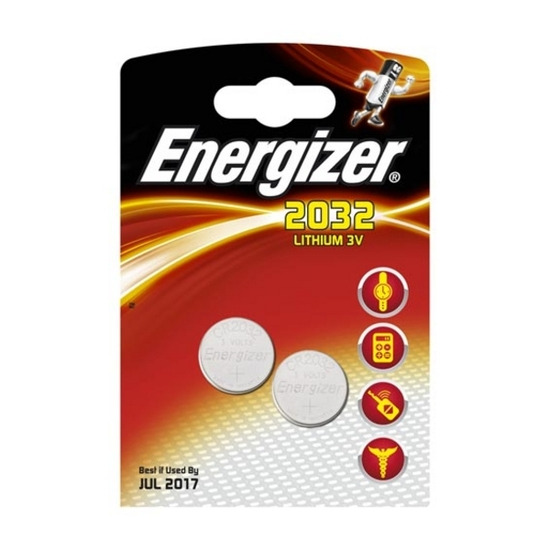 Energizer CR2032 - Twin Pack