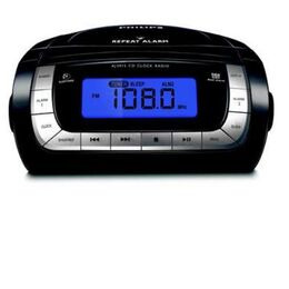 Philips CD Clock Radio Reviews