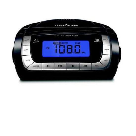 Philips CD Clock Radio