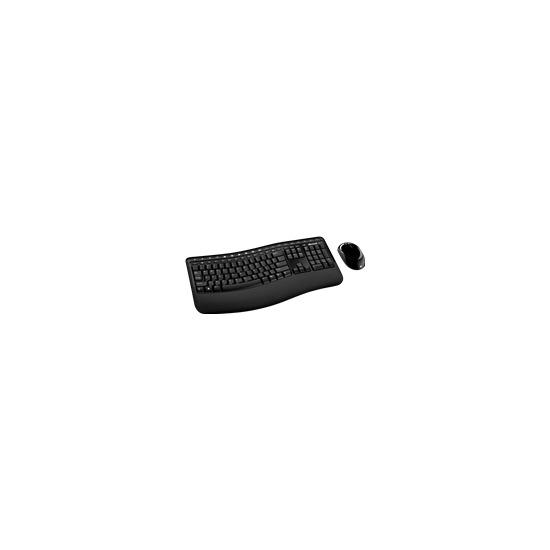 Microsoft Wireless Comfort Desktop 5000 Keyboard