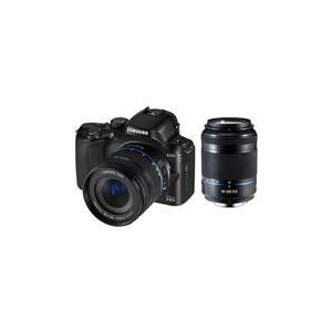 Photo of Samsung NX20 With 18-55MM and 50-200MM Digital Camera