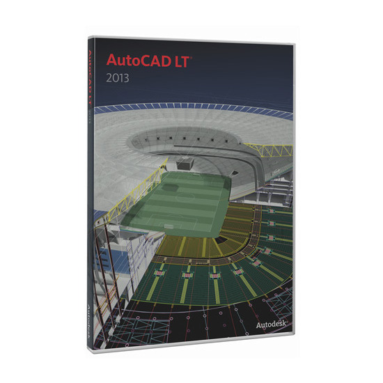 AutoCAD LT 2013, Upgrade from Version 1 to 3 (PC)