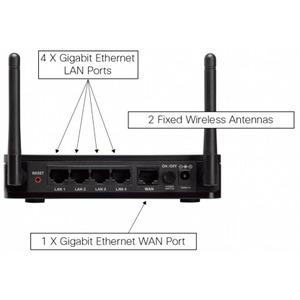Photo of Cisco RV180W Router
