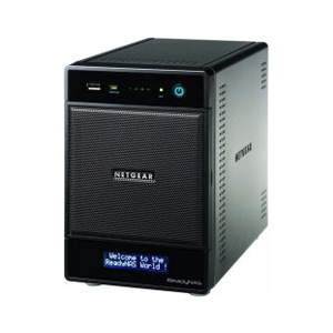 Photo of NETGEAR RNDP4000  Network Storage