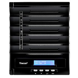 Photo of Thecus N5550 5 Bay NAS Network Storage