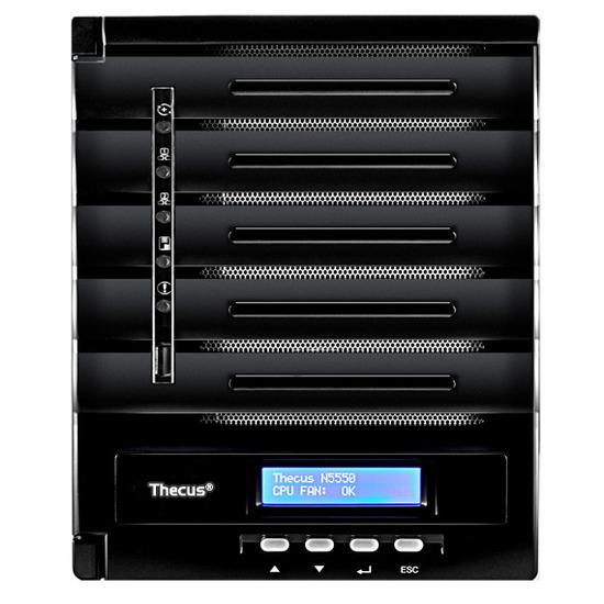 Thecus N5550 5 Bay NAS