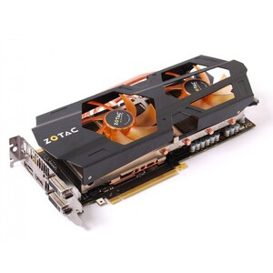 Photo of ZOTAC GEFORCE GTX 680  Graphics Card