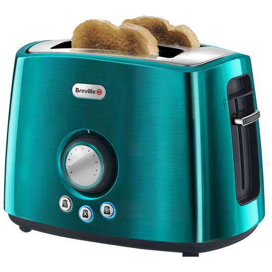 Breville Rio VTT366 2-Slice Toaster - Teal