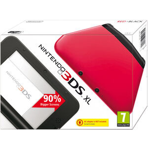 Photo of Nintendo 3DS XL Games Console