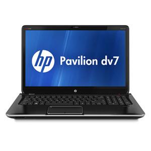 "Photo of HP DV7-7050EA 17.3"" Core I3 Windows 7 Laptop In Black Laptop"