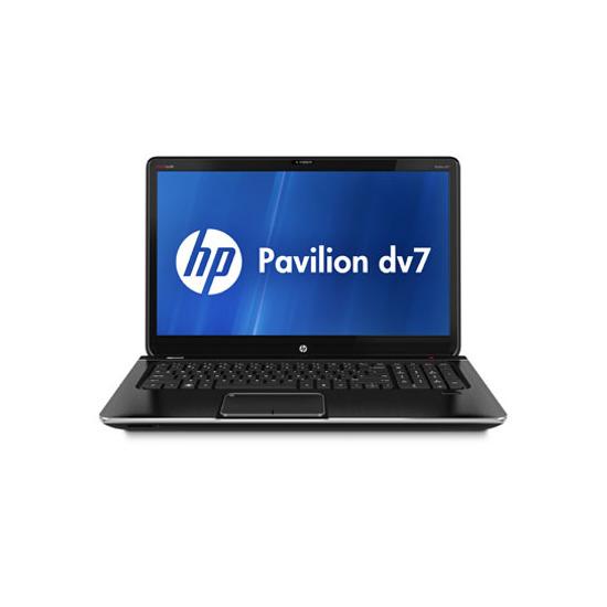 "HP dv7-7050ea 17.3"" Core i3 Windows 7 Laptop in Black"