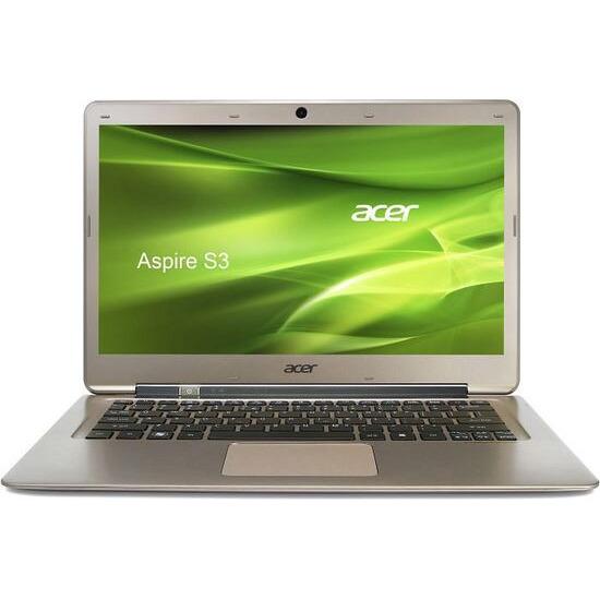 Acer Aspire S3-391-53314G52