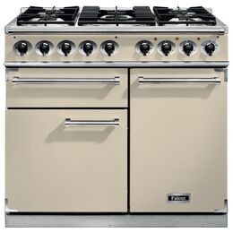 Falcon 1000 Deluxe Dual Fuel Range Cooker