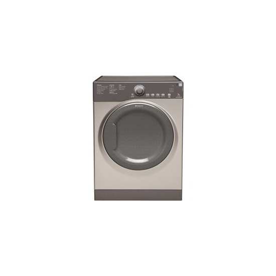 Hotpoint TVAL73C6G FreeStanding Airvented Tumble Dryer Grafhite