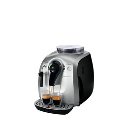 Philips Saeco HD8745/18 XSmall Class Espresso Machine - Black & Silver Reviews