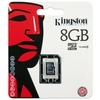Photo of Kingston SDC4/8GBSP MICROSDHC Card – Class 4  Graphics Card