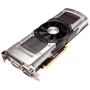Photo of ASUS GeForce GTX 690 4GB  Graphics Card