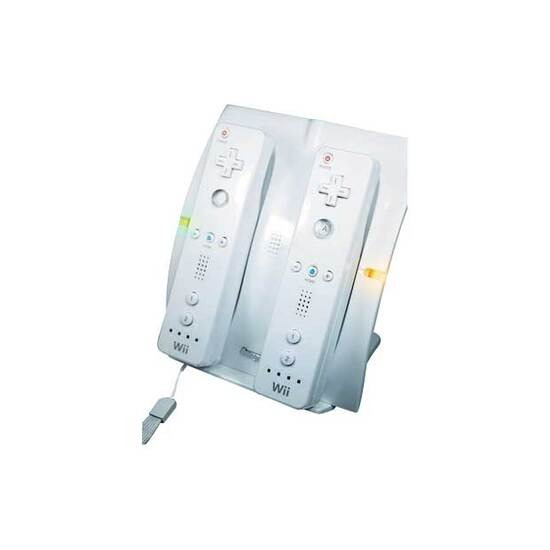 Nintendo Wii Remote Induction Charger