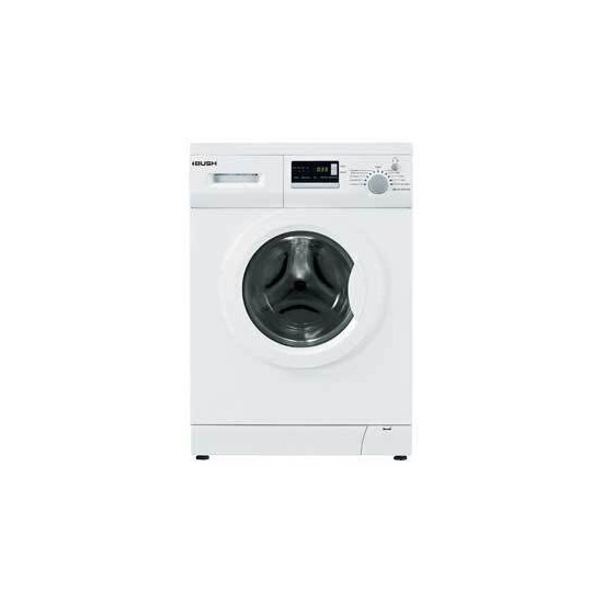 Bush WD-1000TXVE White Washer Dryer
