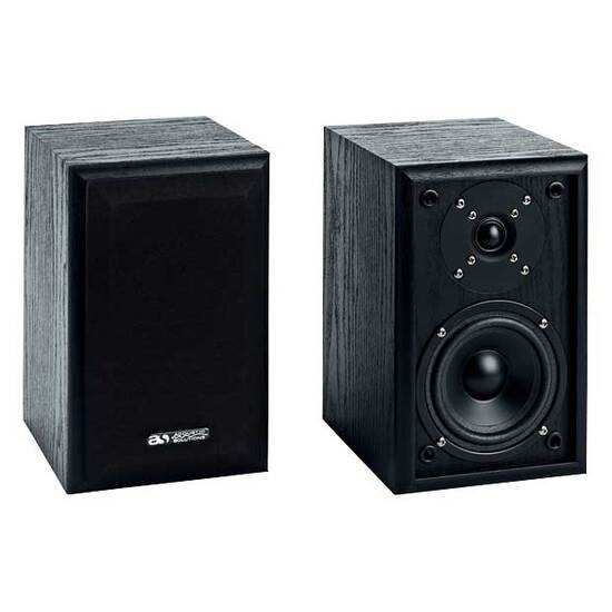 Acoustic Solutions Bookshelf Speakers