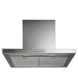 Logik LCHD60S12 Chimney Cooker Hood - Stainless Steel Reviews