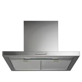Logik LCHD60S12 Chimney Cooker Hood - Stainless Steel Reviews