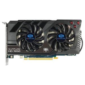 Photo of Sapphire Amd Radeon HD 7850 Graphics Card