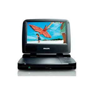 Photo of Philips PET721D/05 Portable DVD Player