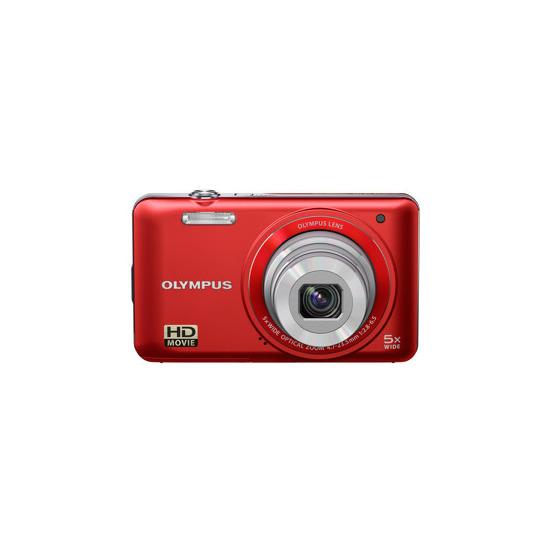 Olympus VG-130 - Digital Camera - 14 Mpixels - Ροζ