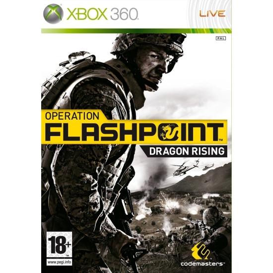 Operation Flashpoint 2: Dragon Rising (Xbox 360)
