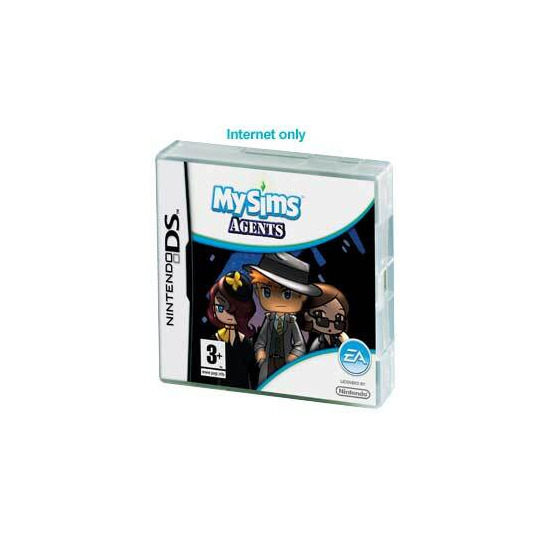 MySims: Agents (DS)