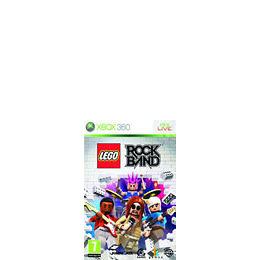 Lego Rock Band (Xbox 360) Reviews