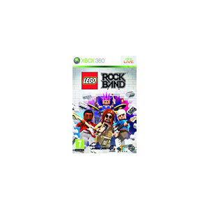 Photo of Lego Rock Band (XBOX 360) Video Game