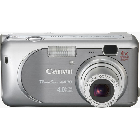 Canon Powershot A430 with CP510 printer