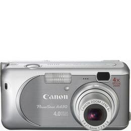 Canon PowerShot A430 Reviews