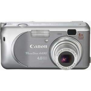 Photo of Canon PowerShot A430 Digital Camera