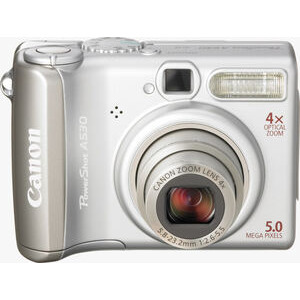Photo of Canon A530 With CP510 Printer Digital Camera