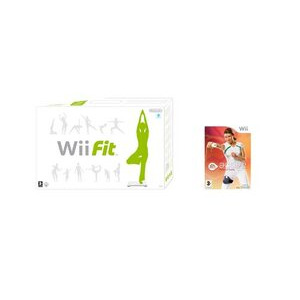 Photo of Nintendo Wii Fit and EA Sports Active Video Game