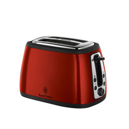 Russell Hobbs Heritage 18260 2-Slice Toaster - Red Reviews