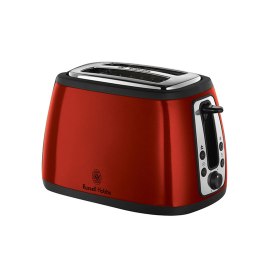 Russell Hobbs Heritage 18260 2-Slice Toaster - Red