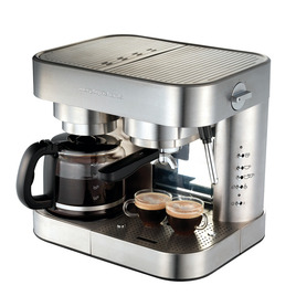 Morphy Richards 47160 Elipta Combi Espresso Machine - Brushed Stainless Steel Reviews
