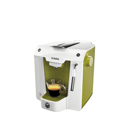 Lavazza A Modo Mio Favolav Espresso Machine - Pinto Green & Ice White