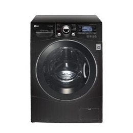 LG TrueSteam F1495KDS6 Washing Machine - Black Reviews