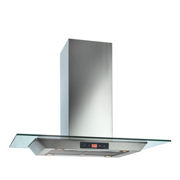 Baumatic BTI9170GL Island Cooker Hood - Stainless Steel Reviews