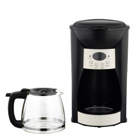 Logik LC10DCC12 Coffee Maker - Cream Reviews