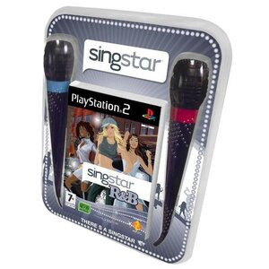 Photo of Singstar R&B With Microphones (PS2) Video Game