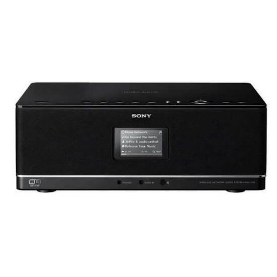 Sony NASC5E Wireless Multiroom Client