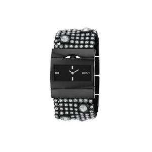 Photo of DKNY Ladies Black Crystal Set NY3927 Watch Jewellery Woman
